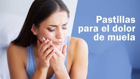 Pastillas para el dolor de muela fuerte Perú