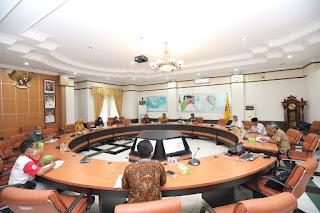 Rapat Forum Komunikasi Pemangku Kepentingan Utama BPJS Kesehatan Kota Tarakan - Tarakan Info