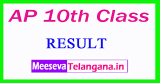 AP 10th Class Results 2017