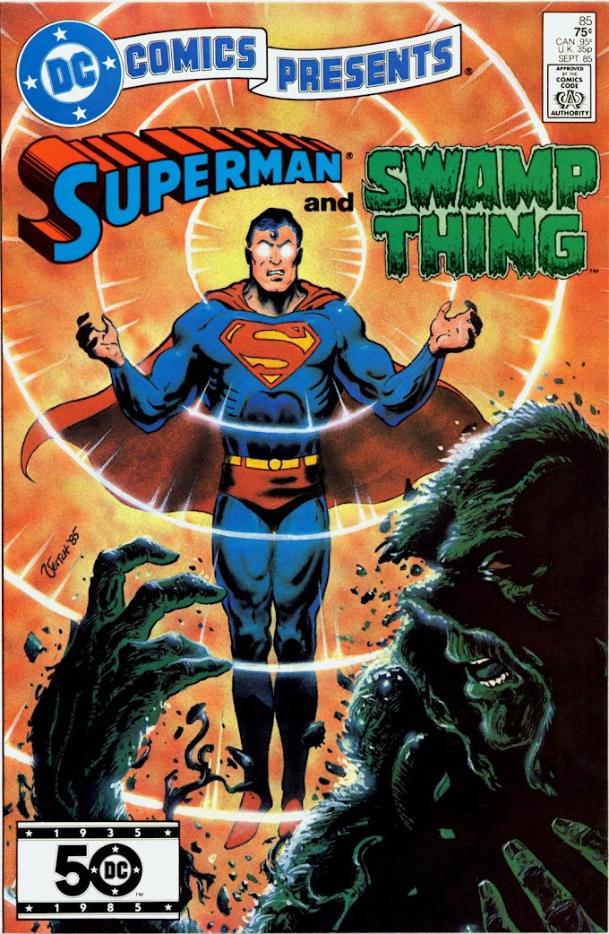 O dia em que Superman foi contaminado por um fungo de Kripton
