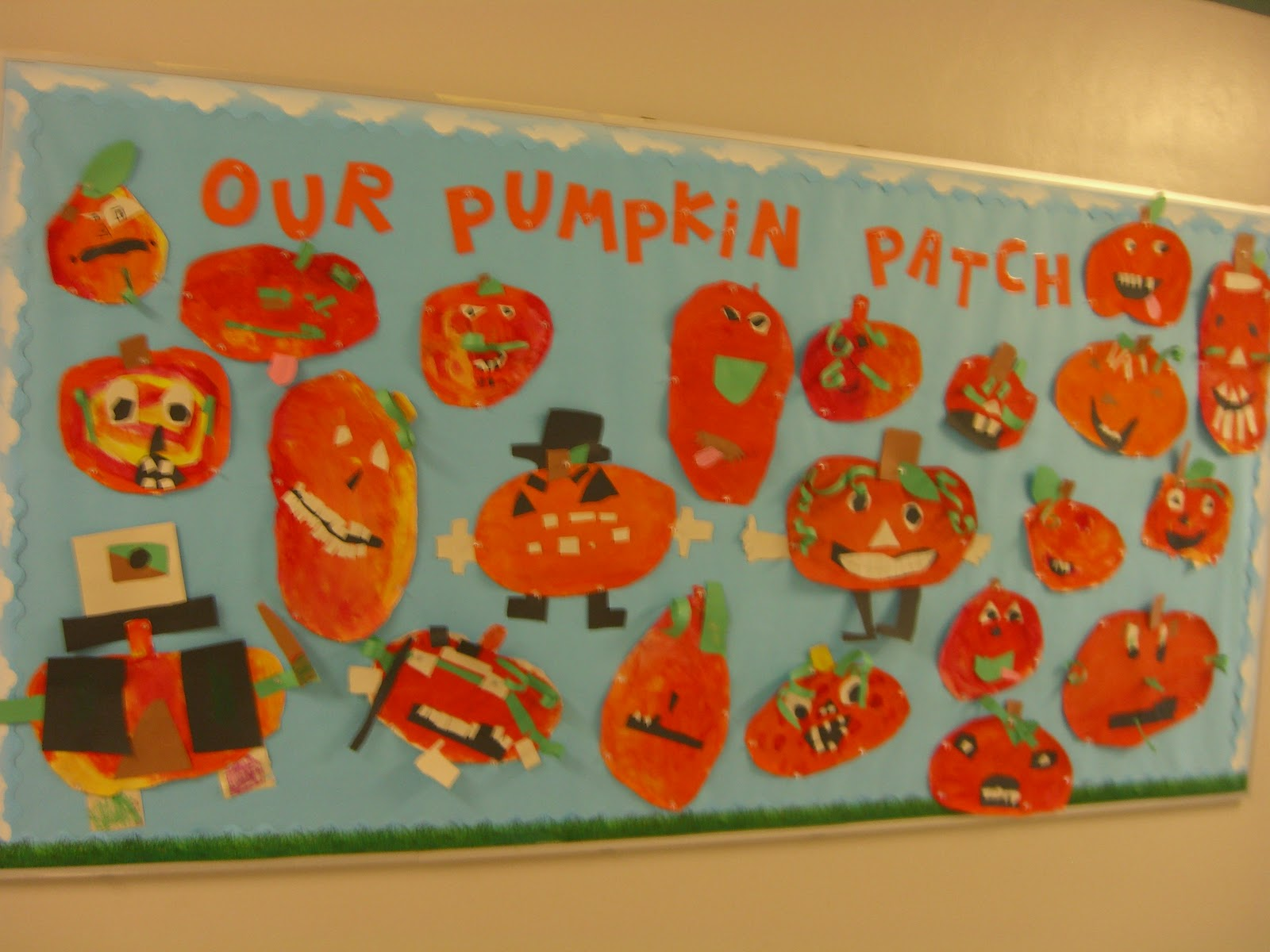 First Grade Garden Pumpkins Owls And Remembrance Day