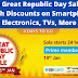 Amazon Great Republic Day Sale on Jan 20 With Discounts on Smartphones, Electronics, TVs, More