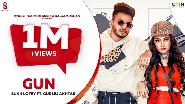 Song   :  GUN Song Lyrics Singer  :  Sukh Lotey & Gurlez Akhtar Lyrics  :  Sukh Lotey Music  :  Nvee Director  :  Savio Sandhu