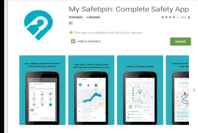 Safetypin App