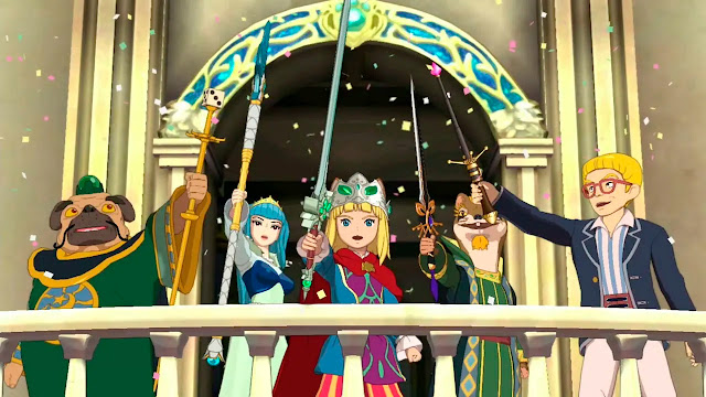 Ni no Kuni II: Revenant Kingdom Prince's Edition (Switch) recebe trailer de lançamento
