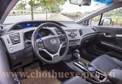 Cho thuê xe 4 chỗ Honda Civic