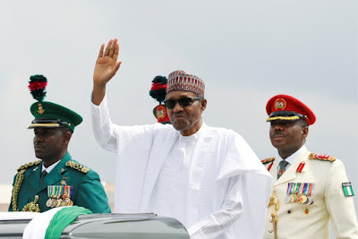 Buhari vows to rebuild Nigeria, renames stadium after MKO Dailysunnews9ja
