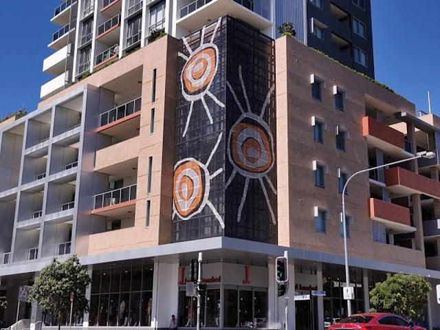 Parramatta Street Art | Unknown Artist