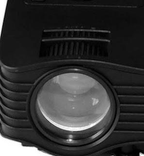lensa proyektor