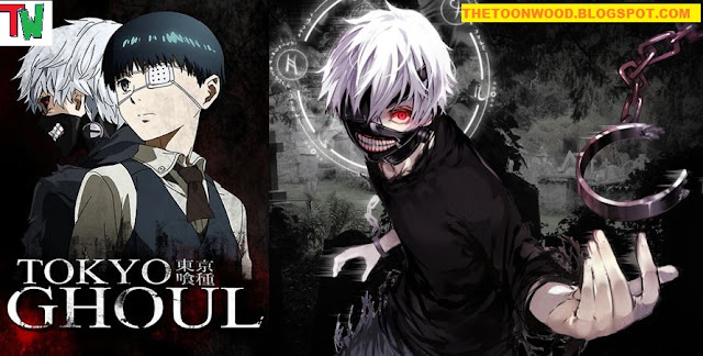 "Watch Online And Download HINDI Anime Dubbed ""Tokyo Ghoul"" In Hindi Animex Episodes In 1080p,720p, HD"