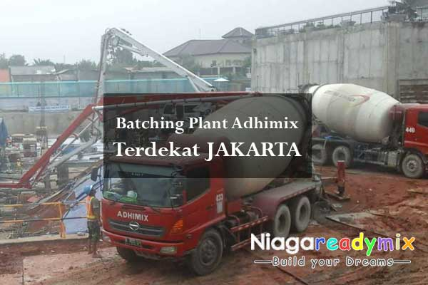 ADHIMIX BETON JAKARTA