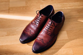 Tips Merawat Sepatu Kulit