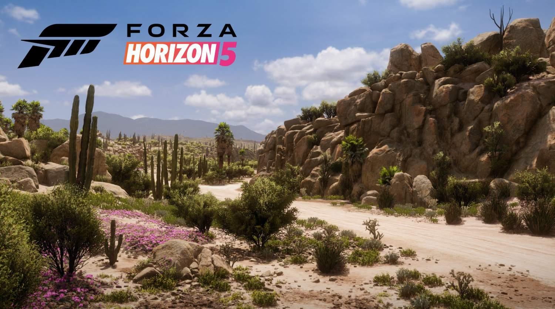 كل ما تحتاج معرفته حول لعبة Forza Horizon 5