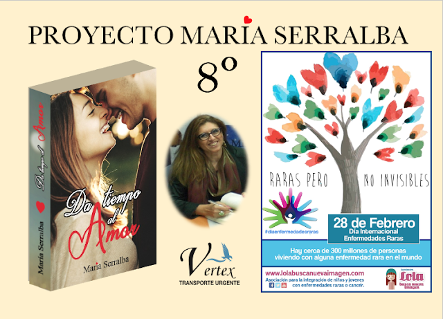 proyecto, solidario, cáncer, enfermedades raras, libro, novela, Lola, lectura