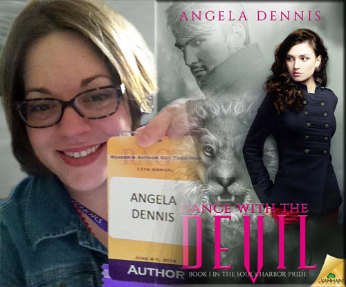ℚ♫ Dance with the Devil: Soul's Harbor Pride [1] - Angela Dennis