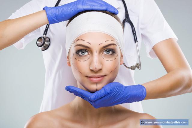 Bạn có biết rằng phẫu thuật thẩm mỹ không hề làm bạn đẹp hơn!