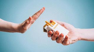 Esta parando de fumar? Alimentos que ajudam desintoxicar
