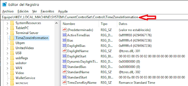 Windows: Cambiar zona horaria - GPO-CMD-PowerShell