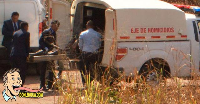 Vendedora informal asesinó a puñaladas a un comerciante de San Félix