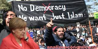 Chiar și când dă un pas înapoi, Merkel reușește să enerveze
