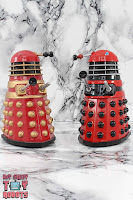Custom TV21 Red Dalek Leader 28