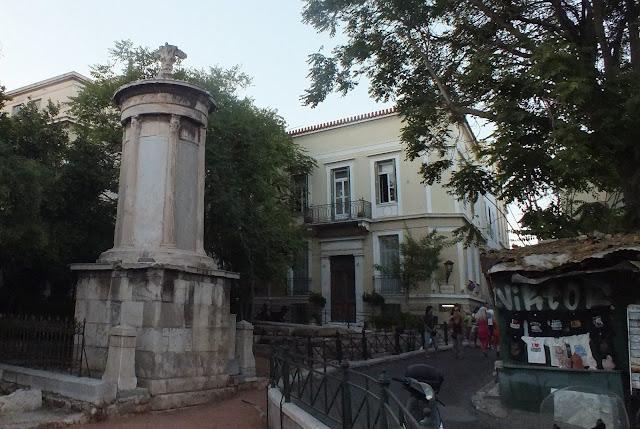 Plaka Atenas