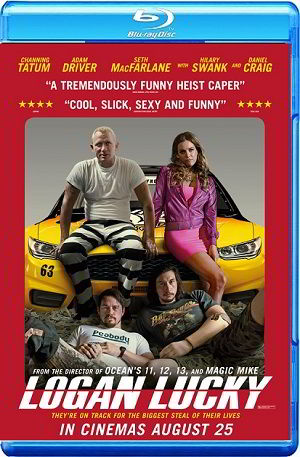 Logan Lucky 2017 WEB-DL 720p 1080p