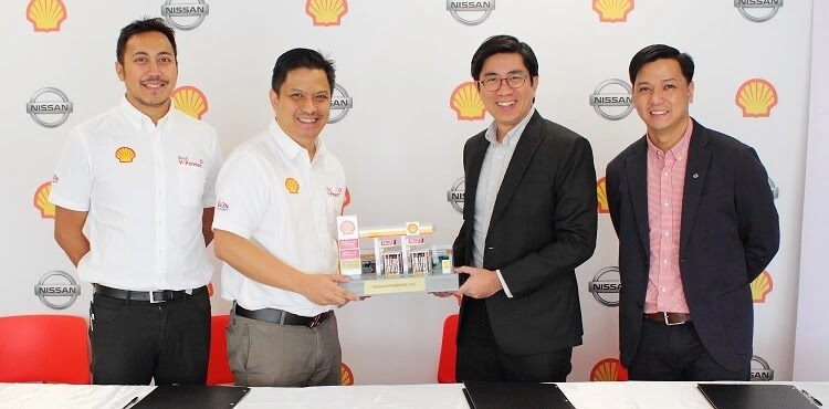 Nissan Philippines Taps Shell as Official Fuel