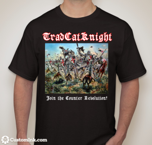 NEW TRADCATKNIGHT/ORDER OF THE EAGLE SHIRTS!