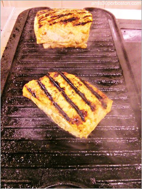 Carne de Cerdo para los Tacos de Cerdo al Pastor