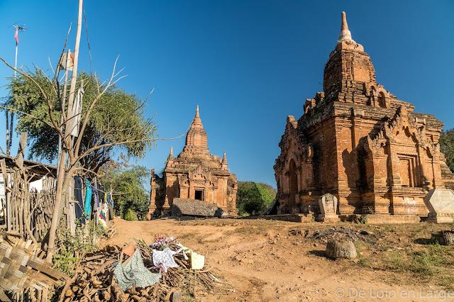 Taungbi - Bagan - Myanmar - Birmanie