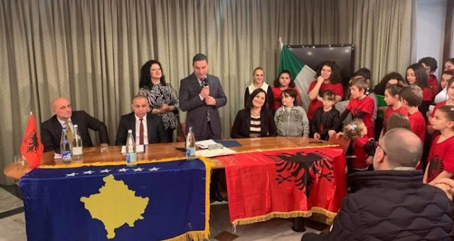 Albanian language to be officially learned in public schools in Macerata, Italy