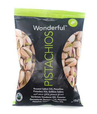 Wonderful pistachos