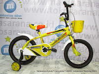 16 Inch Senator Kidston Sport Mini Kids Bike