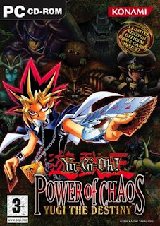 capa do Yu-Gi-Oh! Power of Chaos - Yugi The Destiny Para [PC]