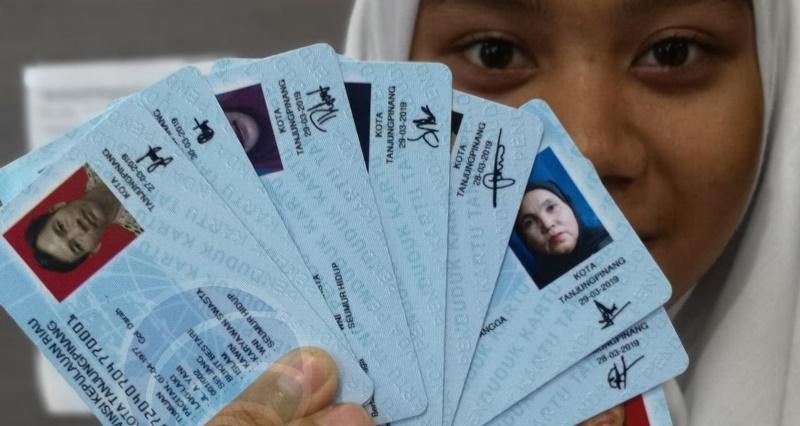 Untuk Pemilukada Kepri, Disdukcapil Sediakan Blanko KTP-el