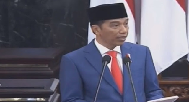 Jokowi: Bagaimanapun Kerasnya Kritik Adalah Bentuk Kepedulian