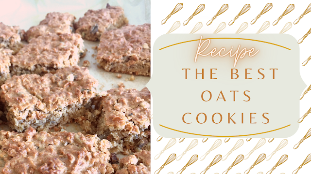 oatmeal cookie recipe biscuits easy healthy cookies