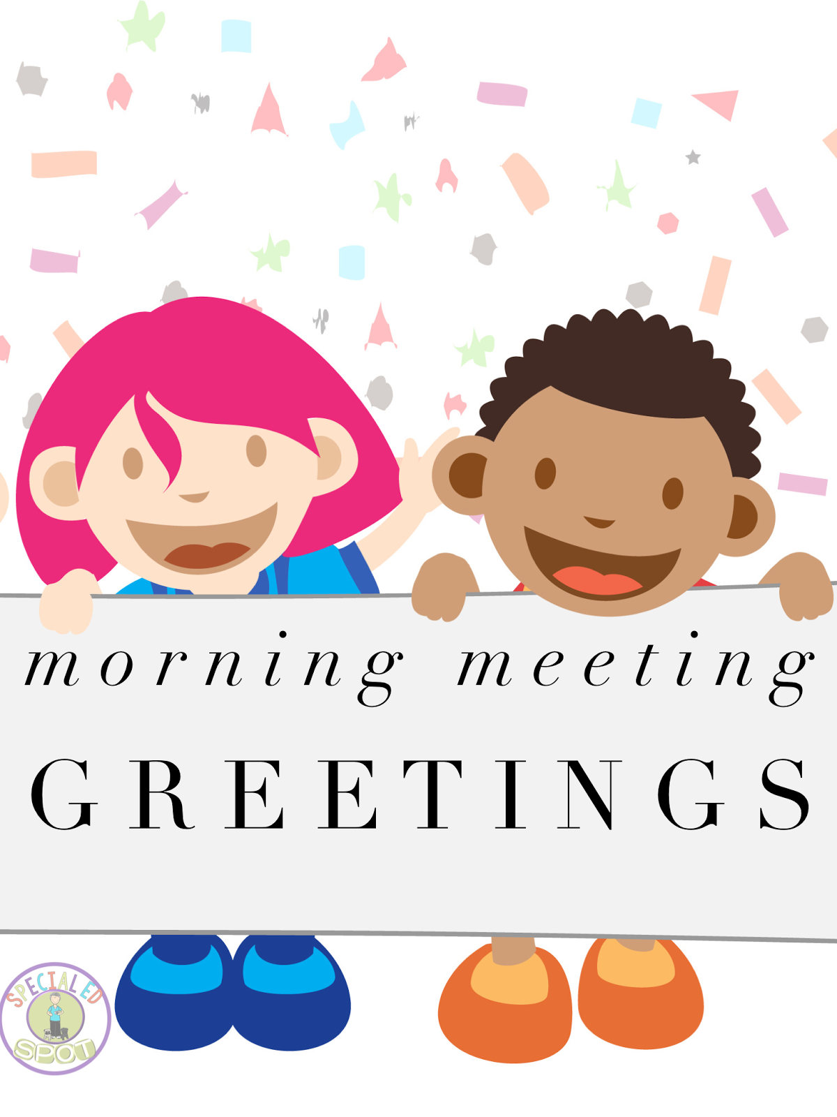 Jazz up your morning meetings with social skill greetings as the year progresses and the student skills grow i always change it up adding more components and modifying the ones i have to grow and change with the m4hsunfo