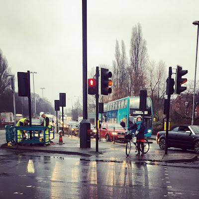A rainy Tuesday