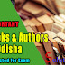 Books and Authors of Odisha