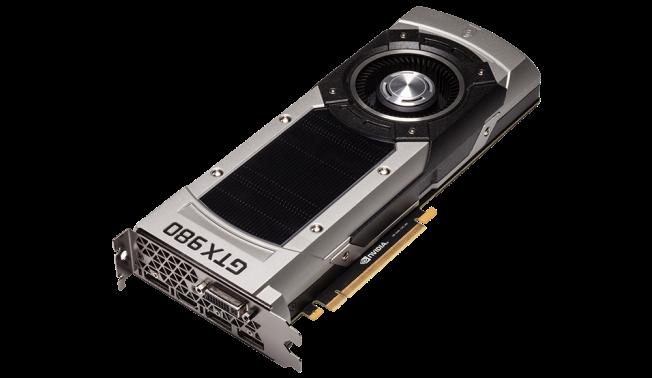 Nvidia GeForce GTX 980 Driver Download
