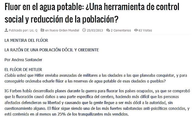 http://comunicacionpopular.com.ar/fluor-en-el-agua-potable-%C2%BFuna-herramienta-de-control-social-y-reduccion-de-la-poblacion/