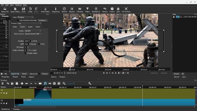 Download Shotcut Video Editor