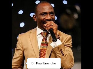 DOWNLOAD SERMON: Dr Paul Enenche - Out Of The Dust