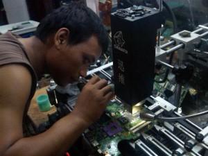 Kursus Mainboard Laptop