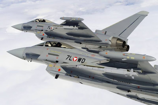 Austria shares new details on next steps in airspace surveillance and Saab 105 replacement