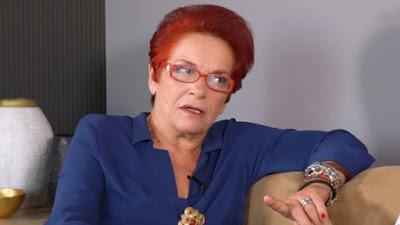 Η ΕΡΤ αποχαιρετά τη Χριστίνα Λυκιαρδοπούλου