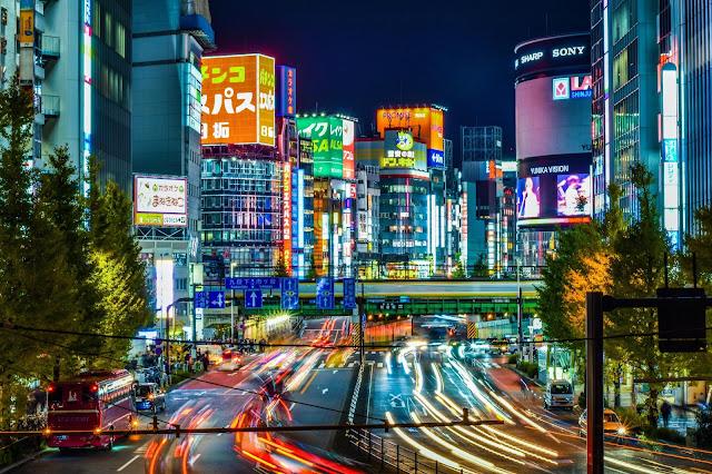 10 Tempat Terbaik di Tokyo