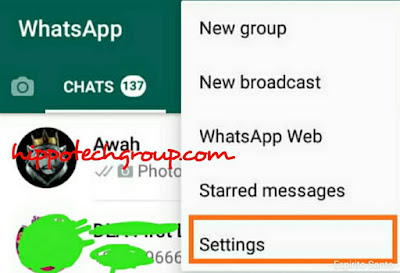 Control on Who Can Add You to Whatsapp Groups1